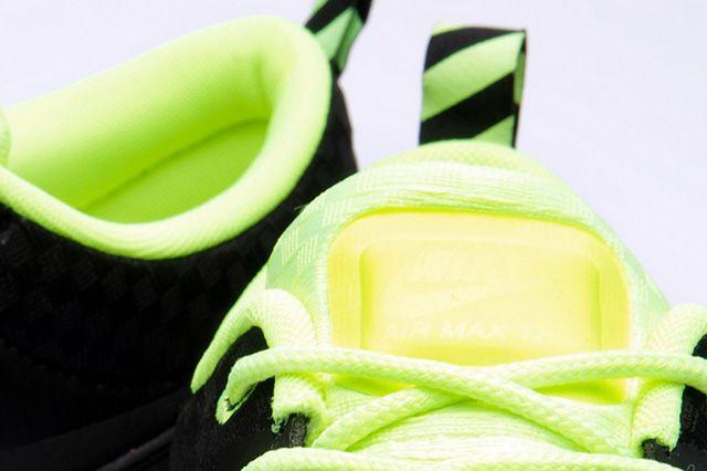 Nike Air Max Thea Woven Qs Pack Black 3