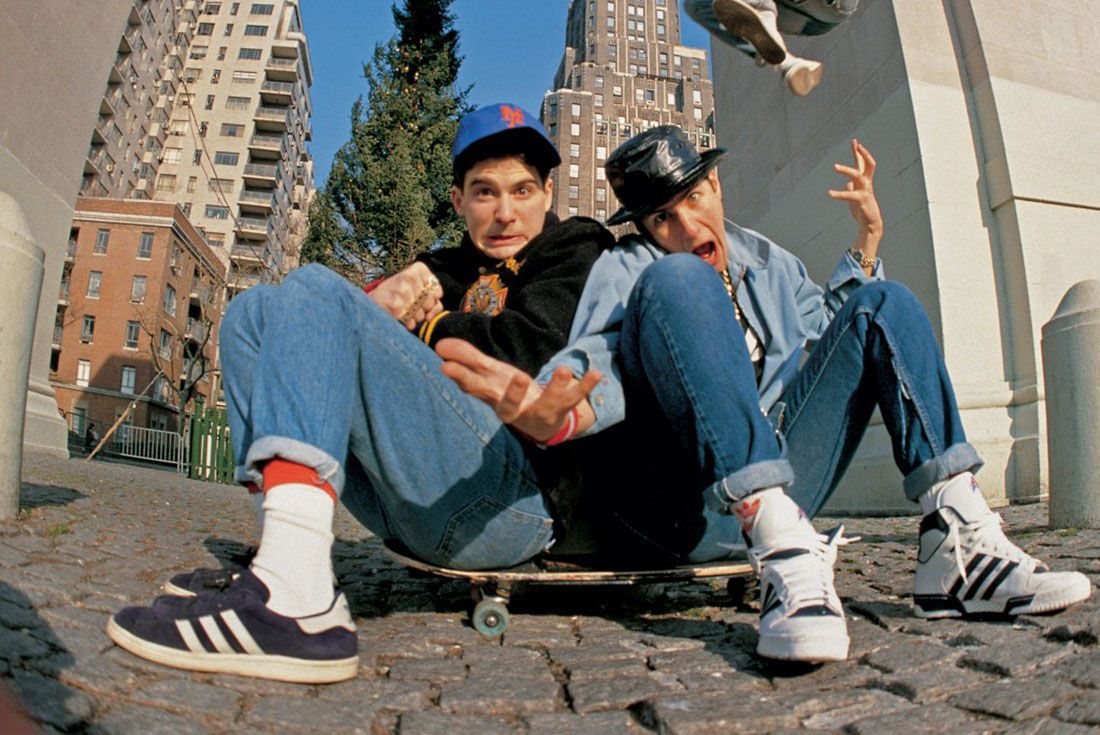 Beastie Boys 1024X966 Skateboarding Adidas