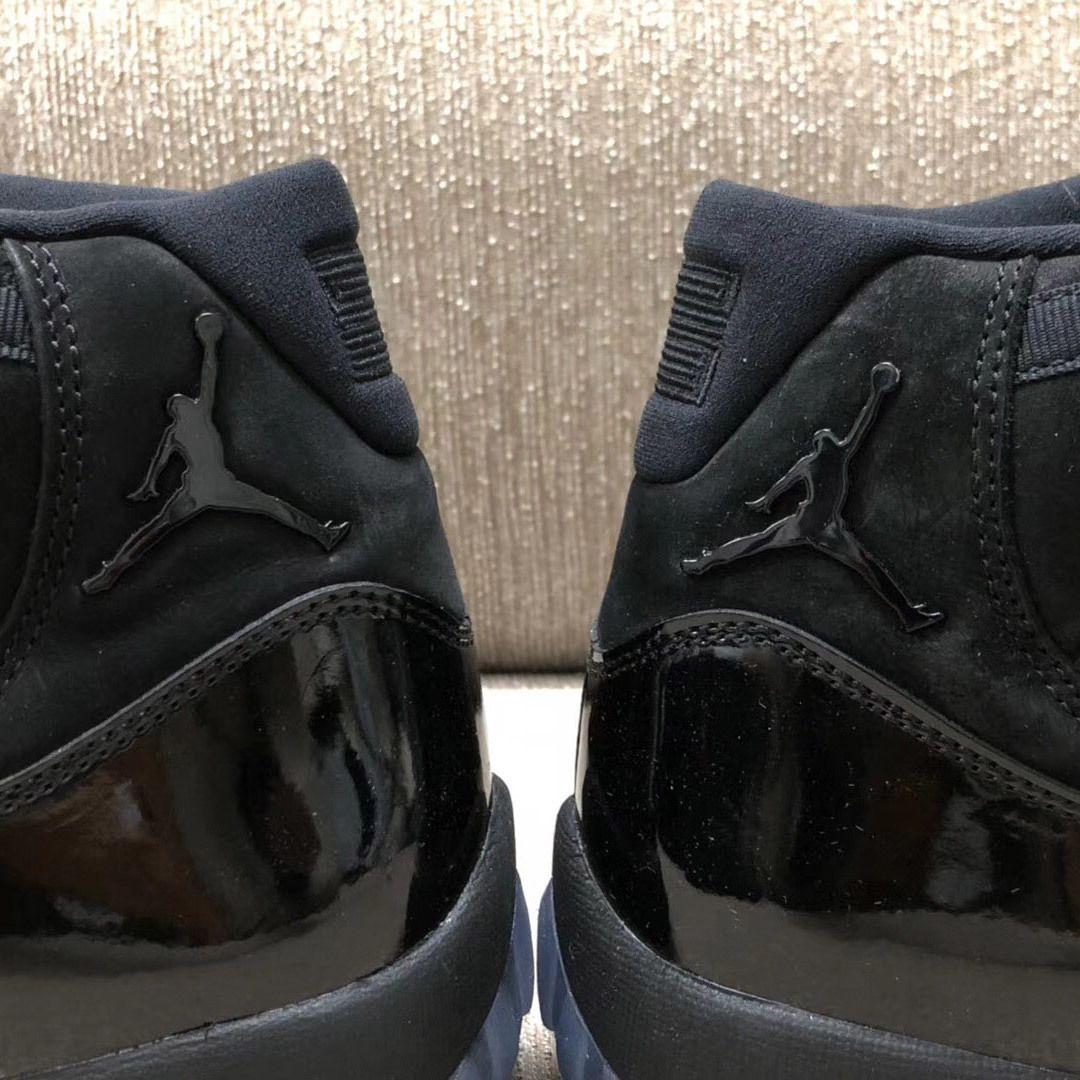 Air Jordan 11 Prom Night Blackout 3