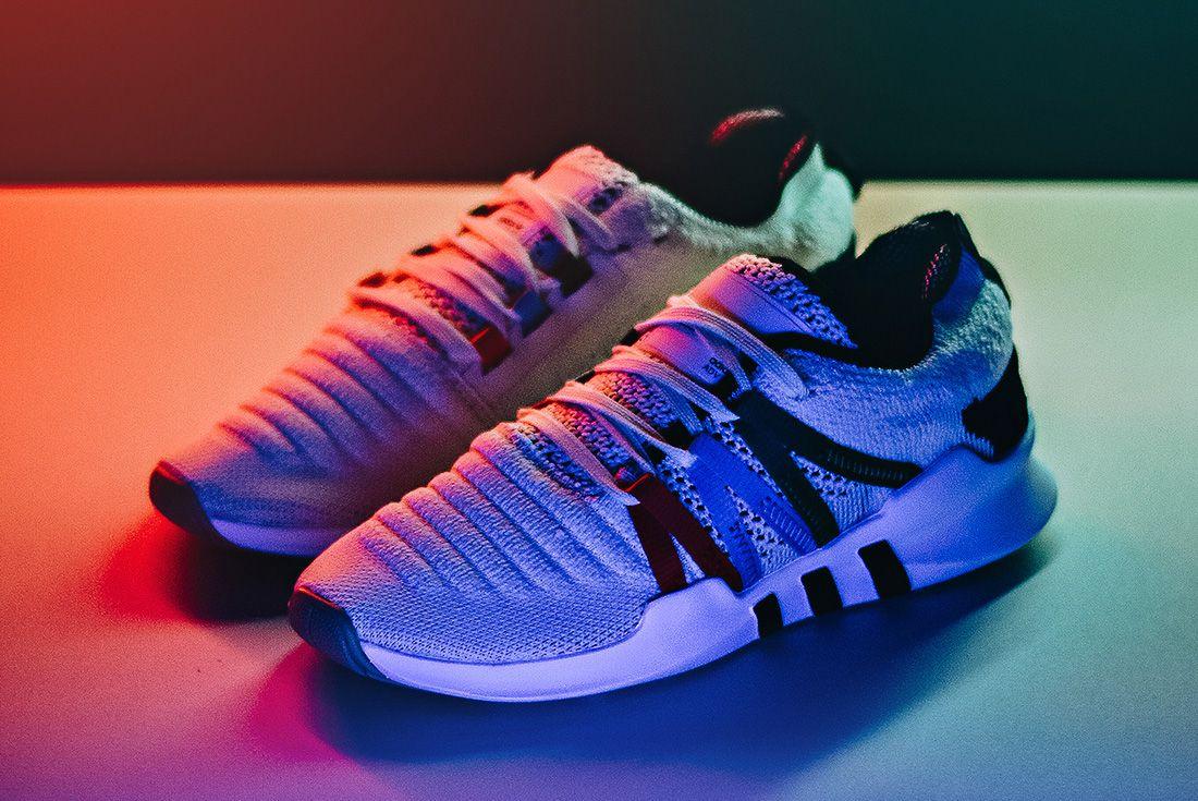Adidas Eqt Racing Adv Pk W Cream White Bold Orange Sneaker Freaker 8