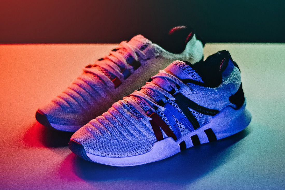 Adidas Eqt Racing Adv Pk W Cream White Bold Orange Sneaker Freaker 8