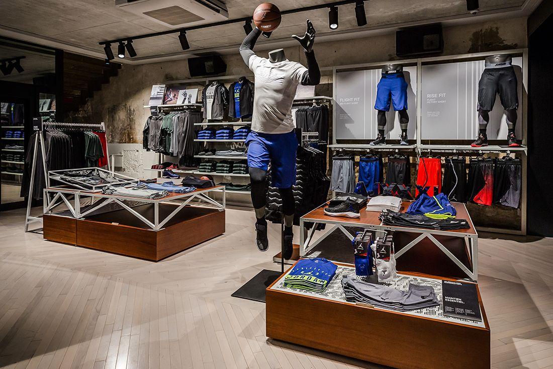 Jordan Brand Opens Incredible Pinnacle Store In Paris8