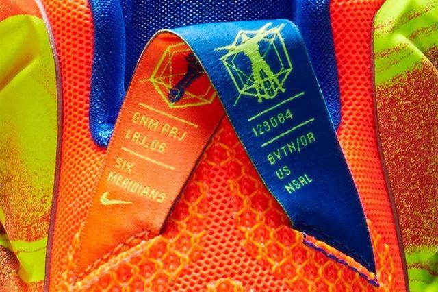 Nike Lebron 12 Six Meridians Bump 1