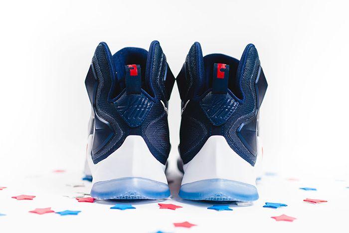 Nike Lebron 13 Usa 4