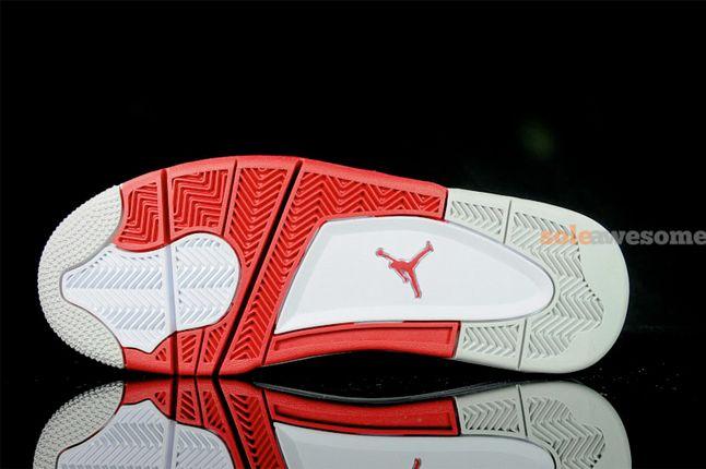 Air Jordan 4 Fire Red 5 1
