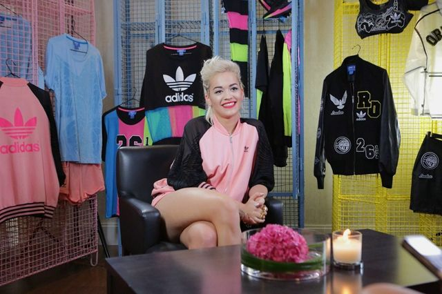 Adidas Originals Rita Ora Launch 32