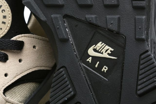 Nike Air Huarache Flint Spin Black Bump 4