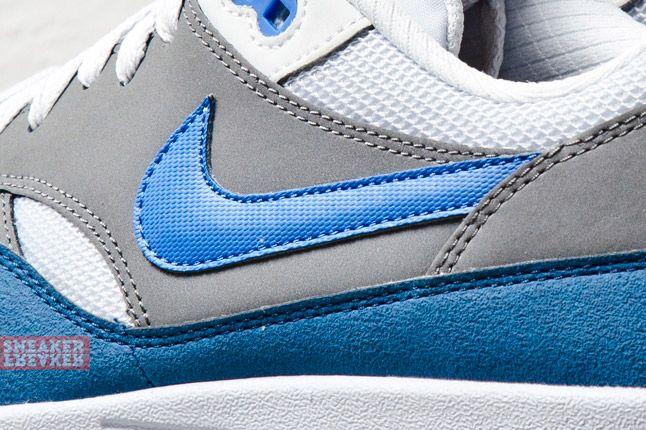 Nike Air Max 1 Essential Geyser Grey Pirze Blue 1 Det