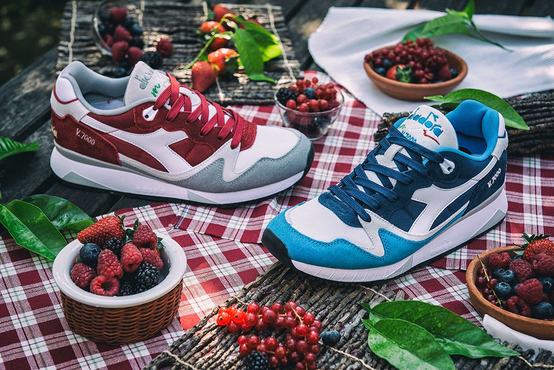 Diadora Frutti Rossi Collection19