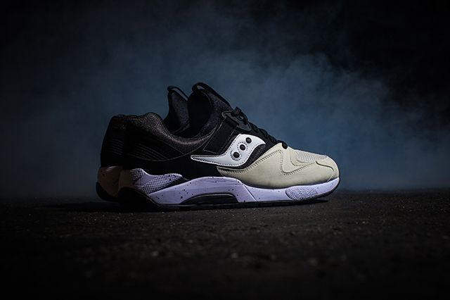 Saucony Grid 9000 Hallowed Pack 6