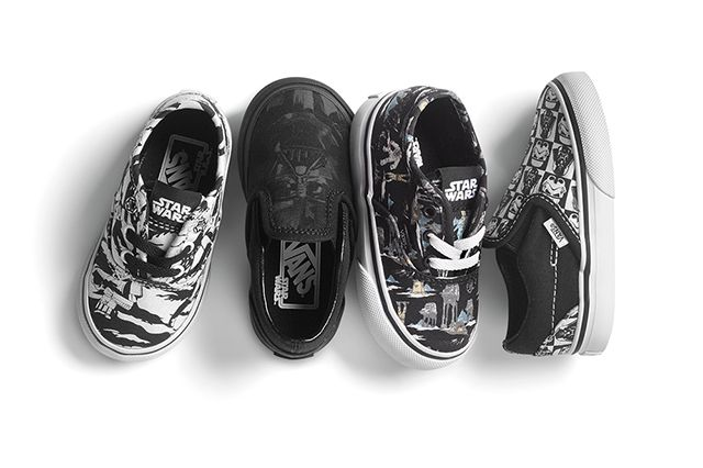 Star Wars X Vans Holiday Collection 4