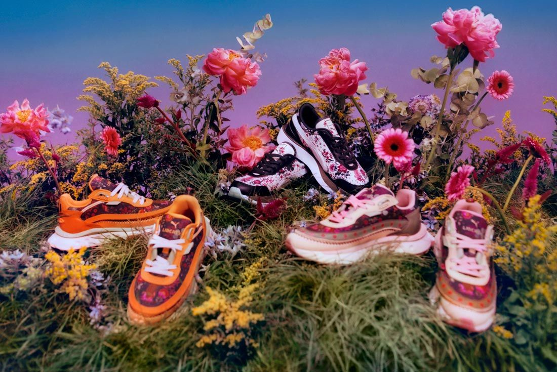 Liberty and PUMA 'Still Growing' Collection