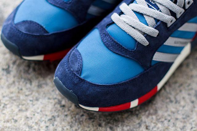 Adidas Originals Boston Super Stonewash Blue 21