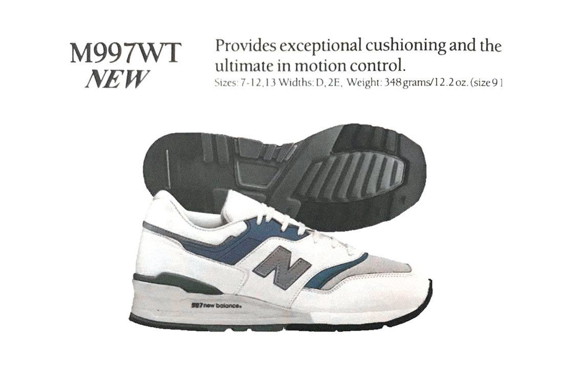 Nb997 Catalogue White