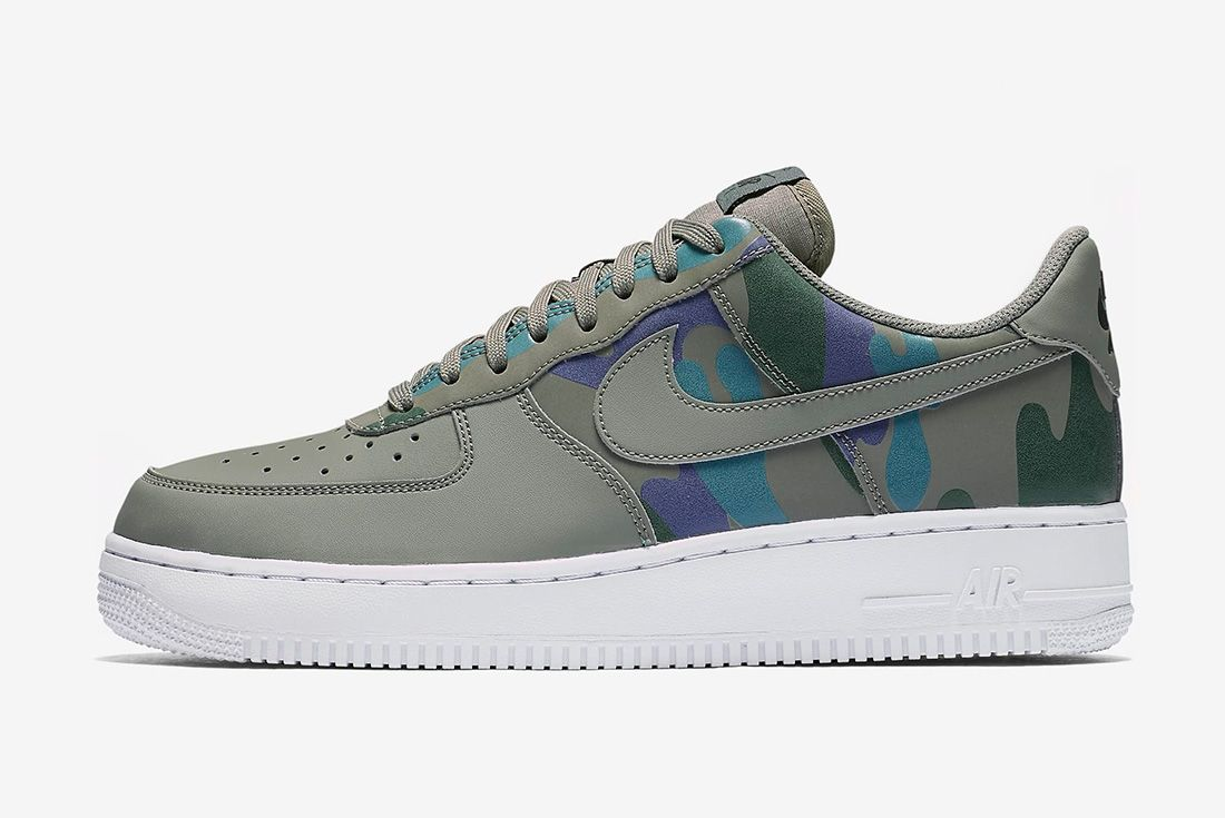 Nike Air Force 1 Country Camo Sneaker Freaker 5