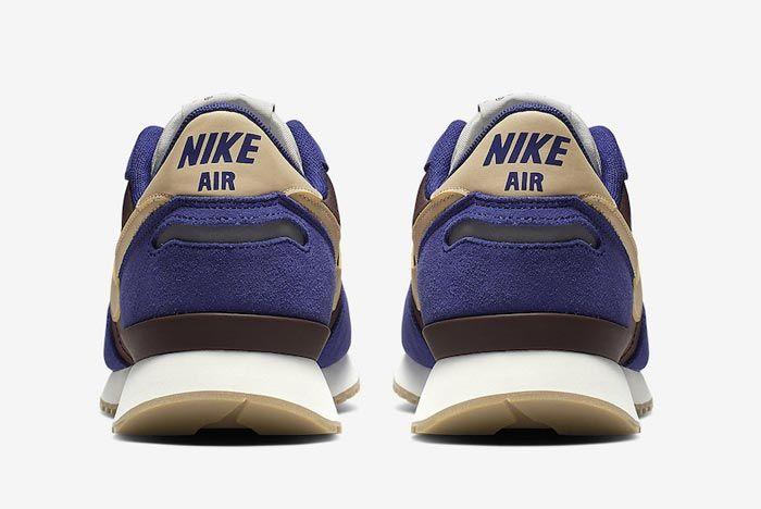 Nike Air Vortex Blue Brown Heels