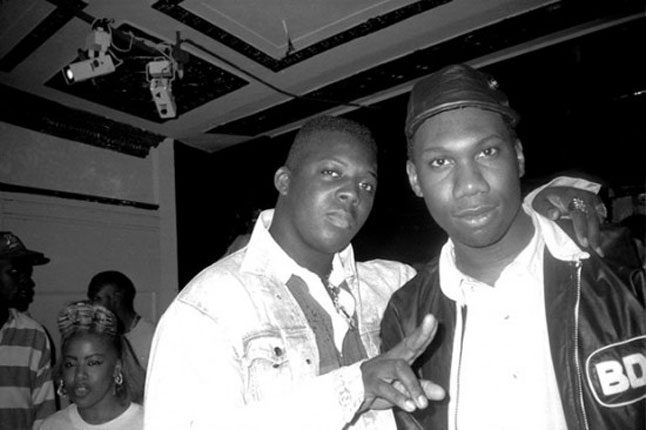 Ricky Powell Krs One Bdp 1