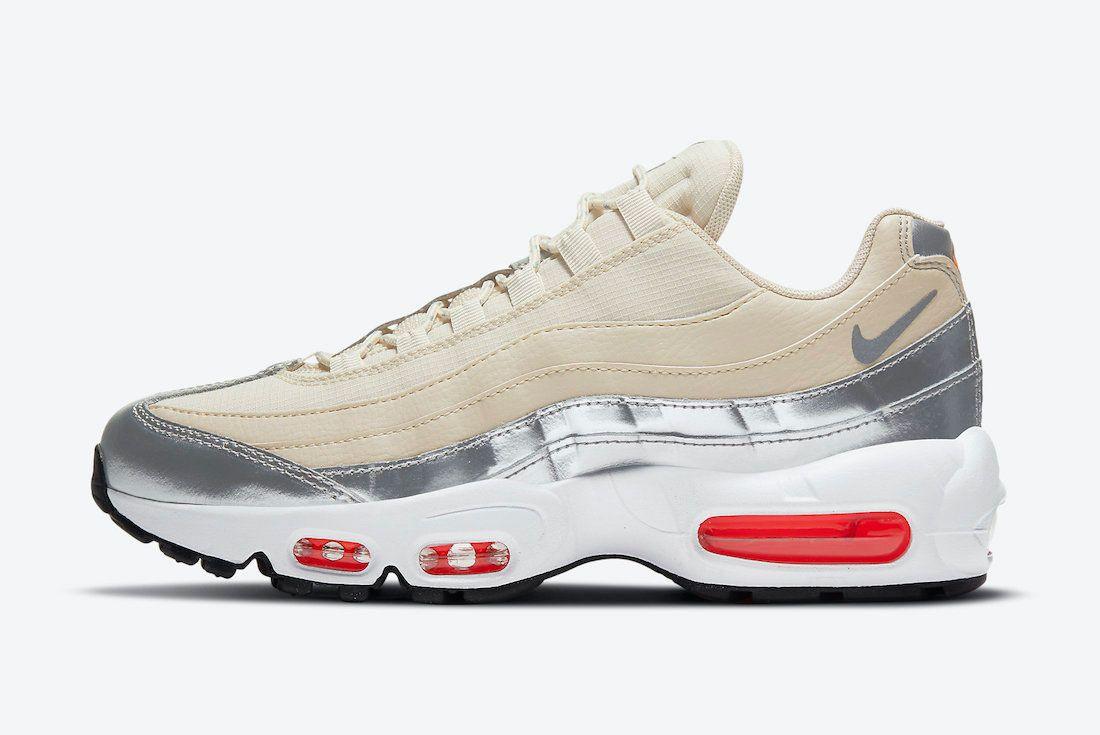 Nike Air Max 95 3M (Cream)