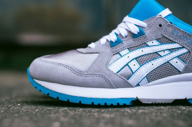 Asics Gt Cool Light Grey 5