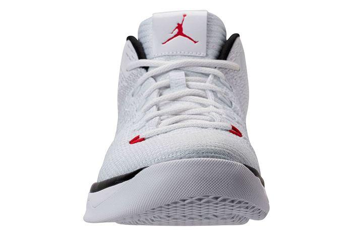 Air Jordan Xxxi Low White University Red5