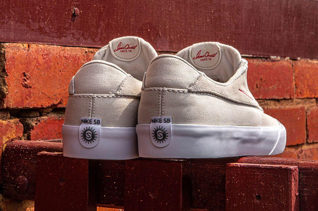 The Shane Nike Sb Heel