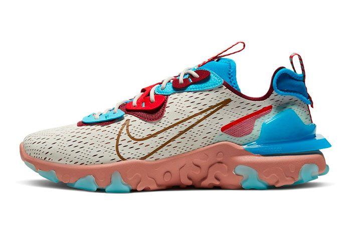 Nike React Vision Desert Oasis Left