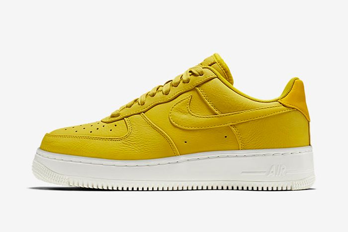 Nike Lab Reveals New Air Force 1 Colourways For 201713
