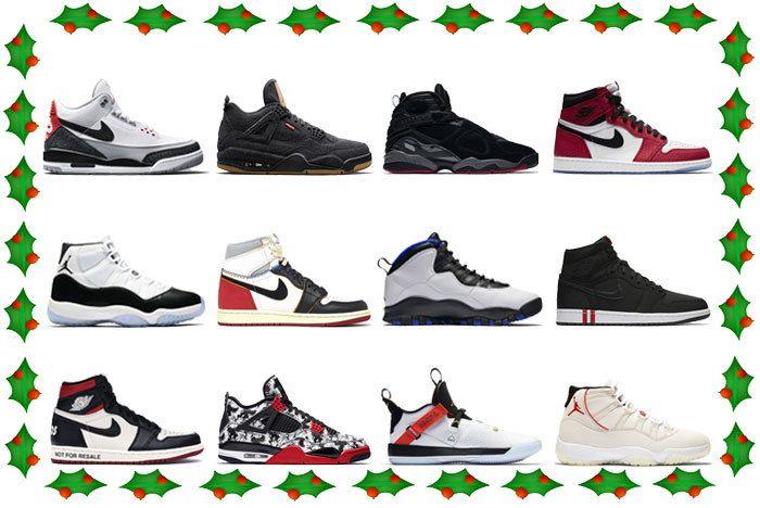12 Jordans