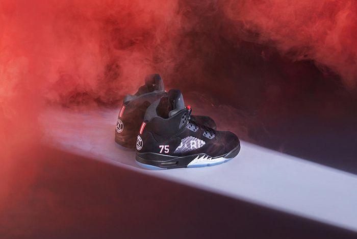 Air Jordan 1 5 Psg Official 5