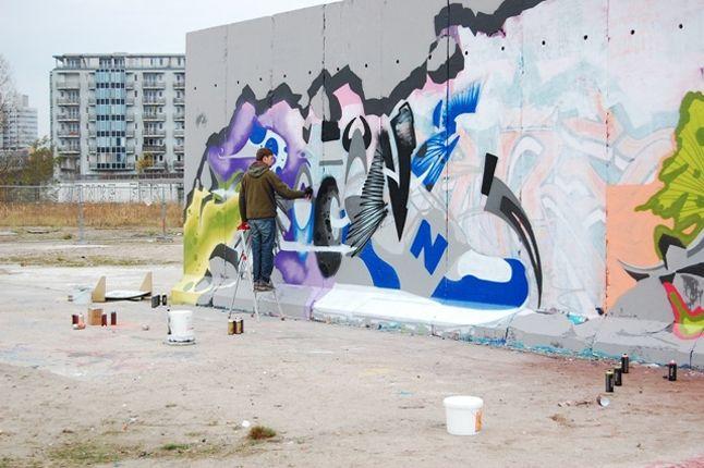 Overkill Berlin Wall 4 1
