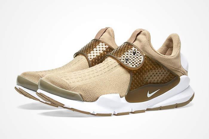 Nike Sock Dart Khaki 5