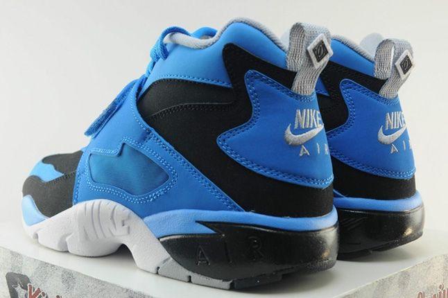 Nike Air Diamond Turf Blue Hero 3