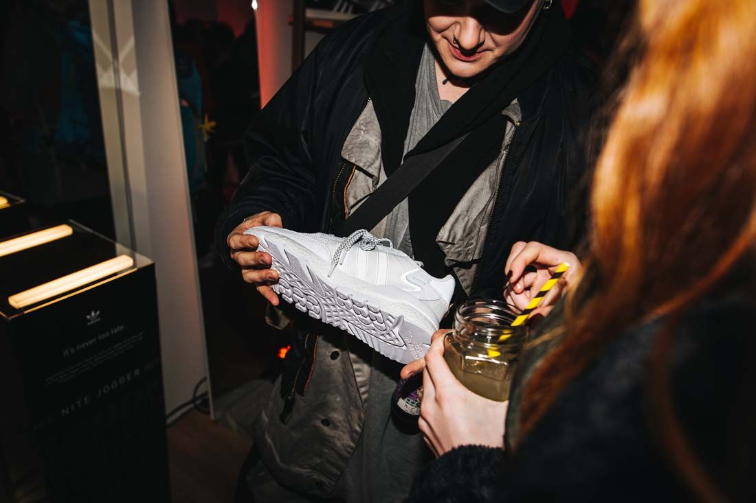 Rezet Sneaker Store Adidas Nite Jogger Release Party Event Recap 24