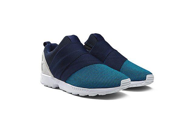 Adidas Zx Flux Slip Ons 6