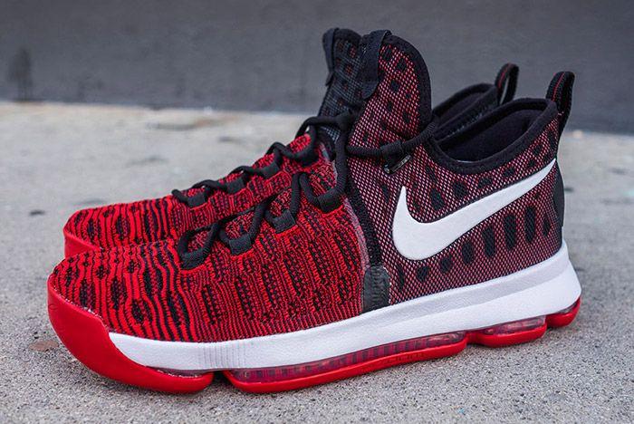 Nike Kd 9 University Red 6