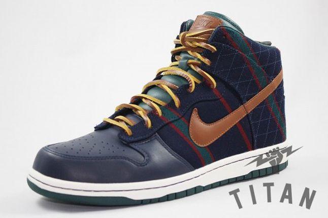 Nike Dunk Hi Premium Foxboro 3Rd Angle 1