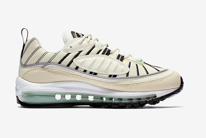 Nike Air Max 98 Off White Mint 3
