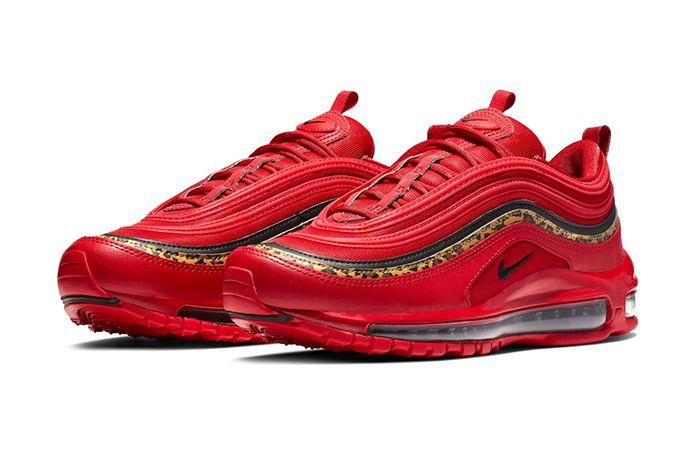 Nike Air Max 97 Red Leopard 1