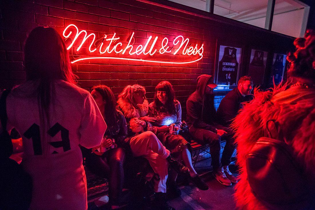 Mitchell Ness X Nbl Melbourne Launch Party Recap