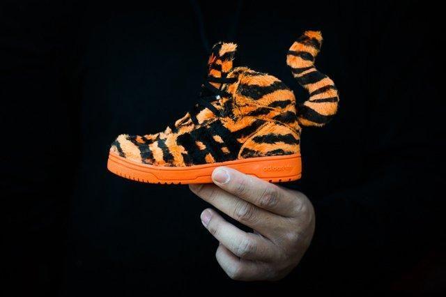 Adidas Js 1 Infant Tiger 5