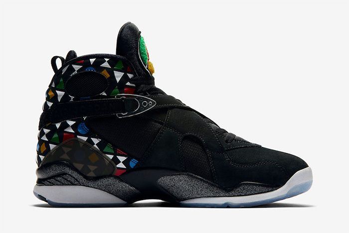 Air Jordan 8 Quai 54 Release Date Right