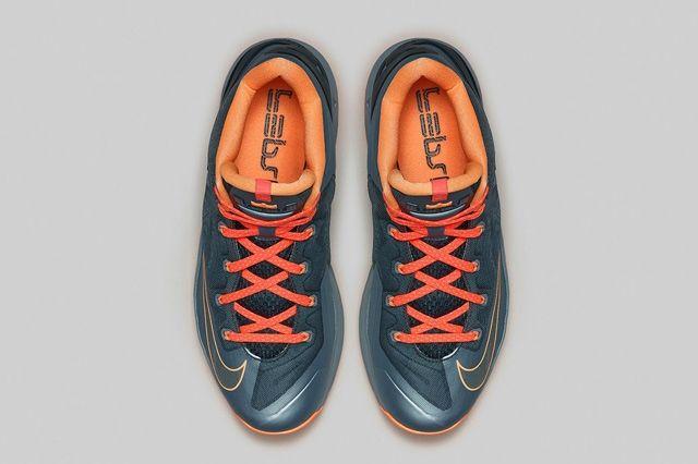 Nike Lebron 11 Low Magnet Grey 7