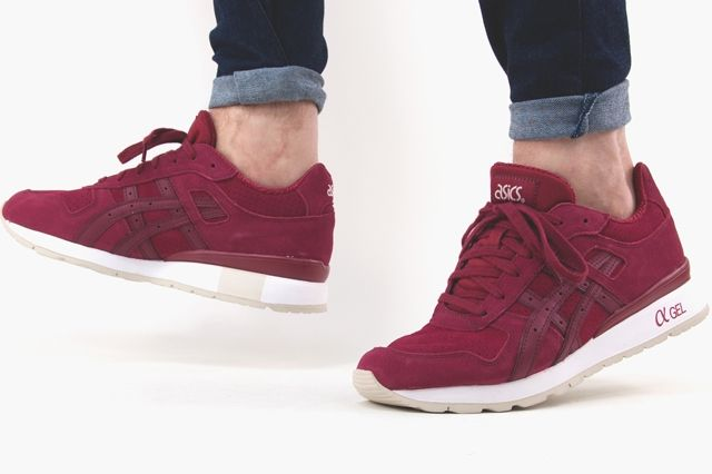 Asics Gt Ii Suede Pack 1