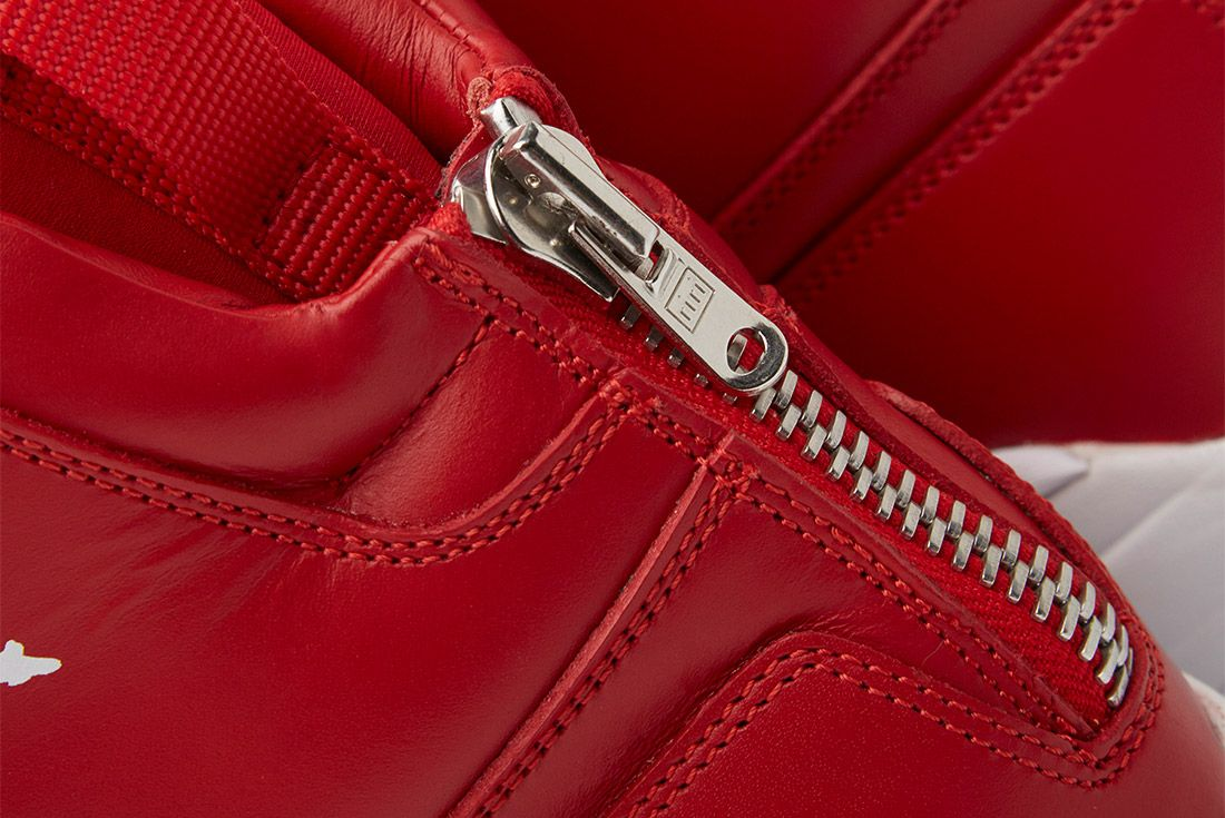 Search Ndesign X Mastermind Ghost Sox Sneaker Freaker Red 1