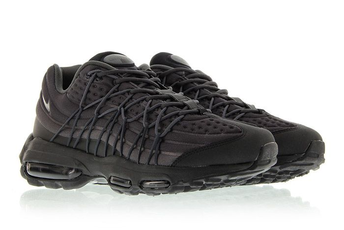 Nike Air Max 95 Ultra Se Black Dark Grey 6
