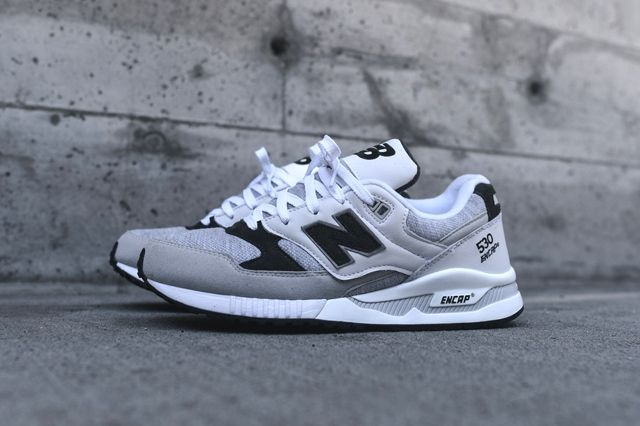 New Balance 530 White Grey 5