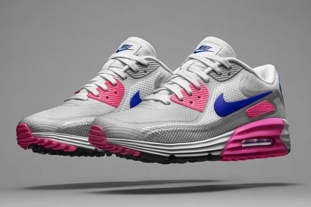 Nike Air Max Lunar90 Womens Angle