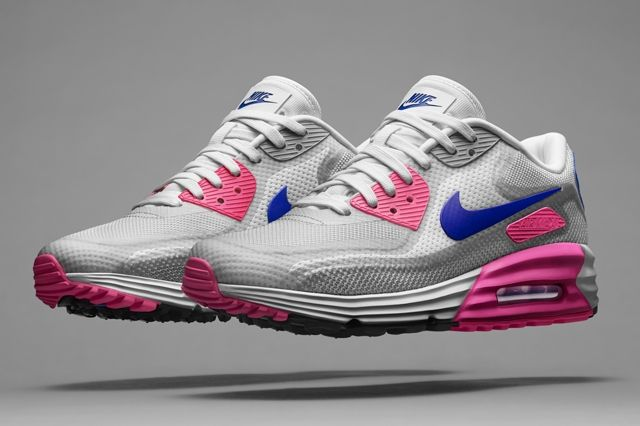 Nike Air Max Lunar90 Womens Angle
