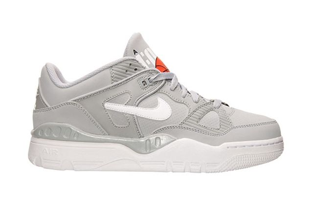 Nike Af2 Wolf Grey 1
