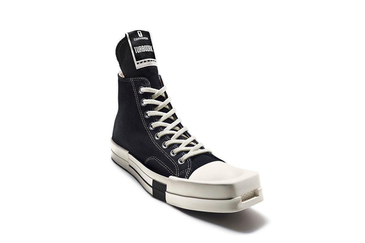 Rick Owens x Converse Chuck 70